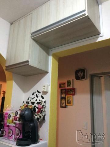 Apartamento à venda com 1 dormitórios em Canudos, Novo hamburgo cod:17161 - Foto 8