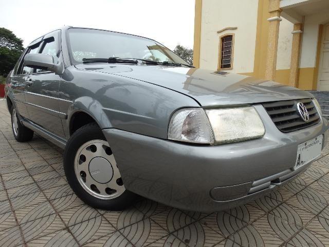 Vw - Volkswagen Santana 2.0MI_CoMpletO_ExtrANovO_LacradOOriginaL_Placa A_