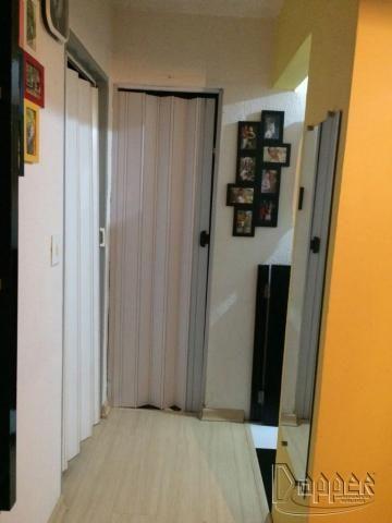 Apartamento à venda com 1 dormitórios em Canudos, Novo hamburgo cod:17161 - Foto 4