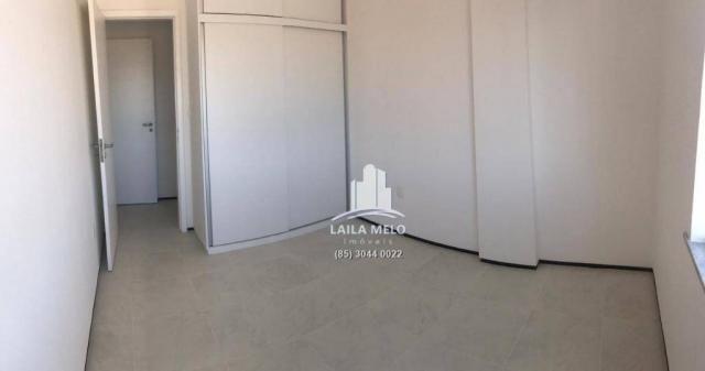 Apartamento residencial à venda com 03 suítes, Papicu, Fortaleza. - Foto 16