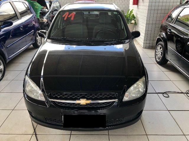 Gm - Chevrolet Classic LS 1.0 Preto Top