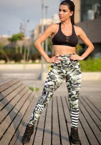 Calça legging Personagem - Foto 4