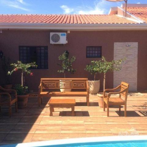 Casa com 6 dormitórios à venda, 380 m² por R$ 1.350.000 - Jardim Grécia - Porto Rico/PR - Foto 13