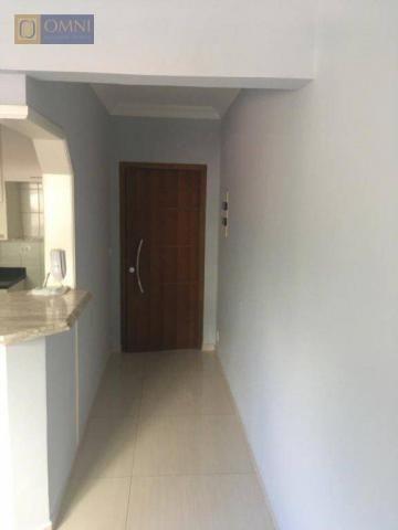 Apartamento à venda, 80 m² por r$ 275.000,00 - baeta neves - são bernardo do campo/sp - Foto 13