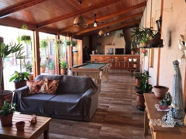 Casa com 6 dormitórios à venda, 380 m² por R$ 1.350.000 - Jardim Grécia - Porto Rico/PR - Foto 8