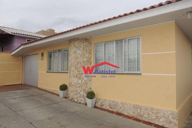 Casa com 3 dormitórios à venda, 170 m² por r$ 380.000 - rua líbia nº 711 - rio verde - col