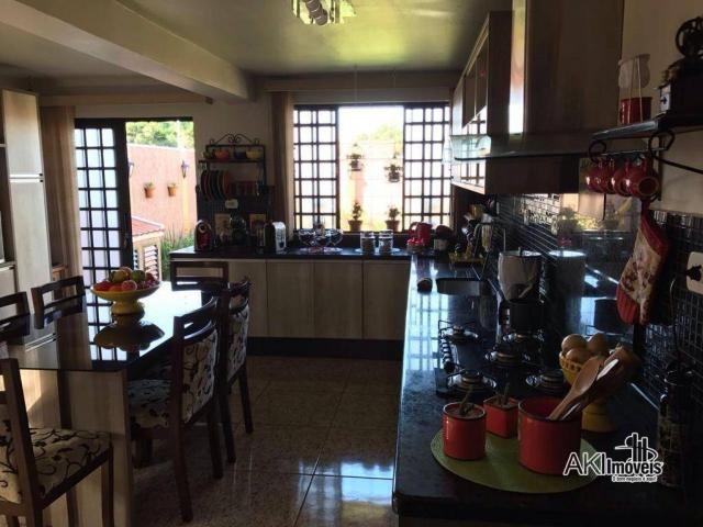 Casa com 6 dormitórios à venda, 380 m² por R$ 1.350.000 - Jardim Grécia - Porto Rico/PR - Foto 4