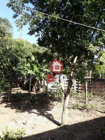 Chácara com 4 dormitórios à venda, 36000 m² por R$ 500.000 - Vila Santa Catarina - São Joã - Foto 2