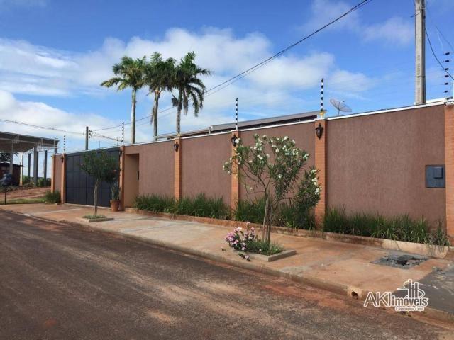 Casa com 6 dormitórios à venda, 380 m² por R$ 1.350.000 - Jardim Grécia - Porto Rico/PR - Foto 7