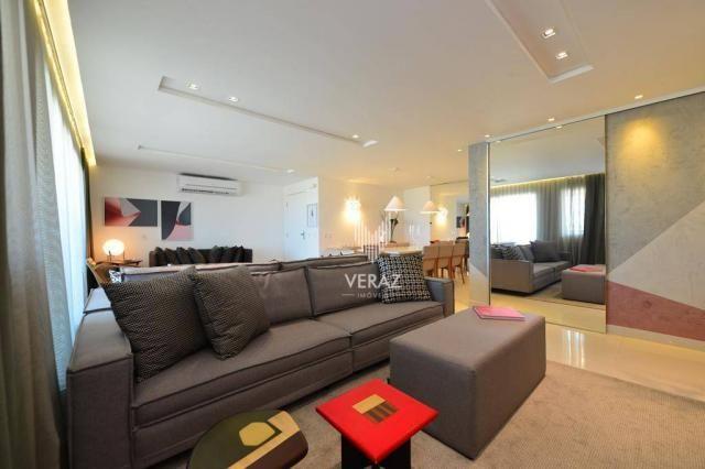 Apartamento com 4 dormitórios à venda, 152 m² por r$ 1.400.000,00 - varjota - fortaleza/ce - Foto 3