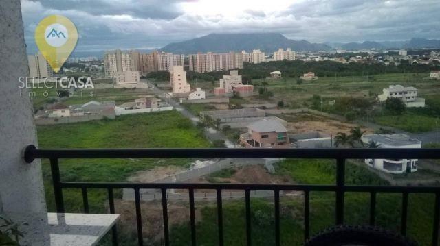 Excelente apartamento 3 quartos no villaggio manguinhos em morada de laranjeiras - Foto 4