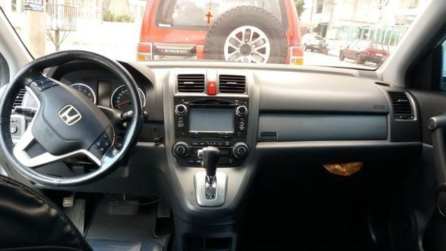 Honda-CRV-EXL/2010, 4 X 4, Teto Solar, Automático, Top - Foto 8