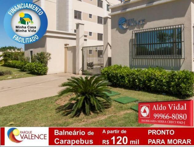 ARV142- Zero do Entrada, em Praia Balneário Carapebus com M.Casa Minha Vida. - Foto 9