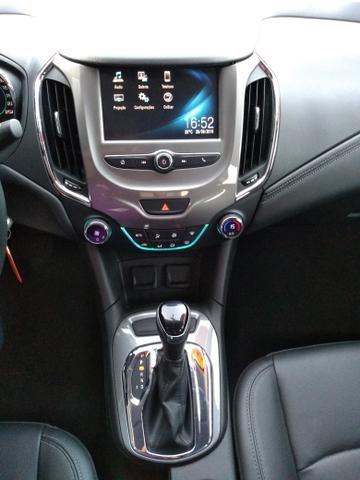 Cruze lt 1.4 16v turbo flex aut 2018/18 - Foto 8