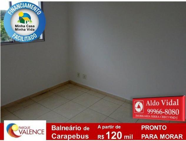 ARV142- Zero do Entrada, em Praia Balneário Carapebus com M.Casa Minha Vida. - Foto 2