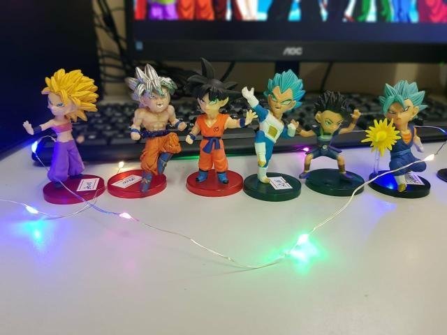 Miniaturas de Dragon Ball