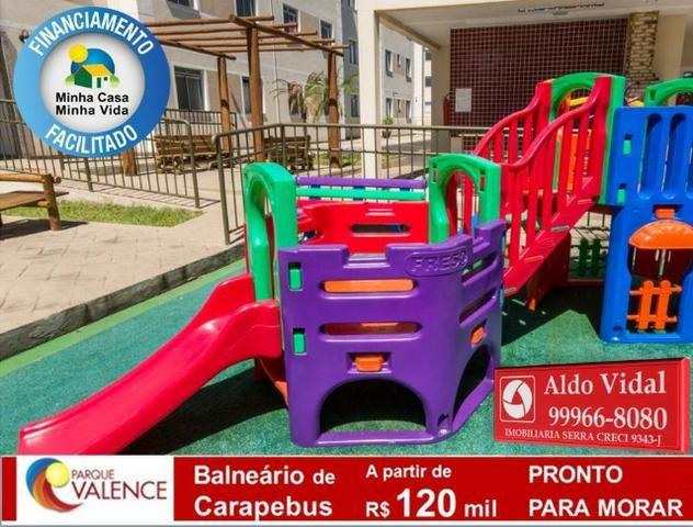 ARV142- Zero do Entrada, em Praia Balneário Carapebus com M.Casa Minha Vida. - Foto 7