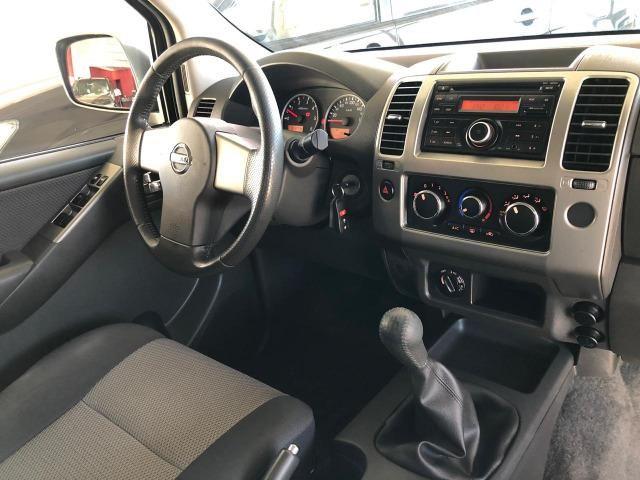 Nissan Frontier SV ATtaCK 2.5TDI(190CV)_1DonO_88MKM_4X4_ExtrANovA_LacradAOriginaL_Placa A_ - Foto 11