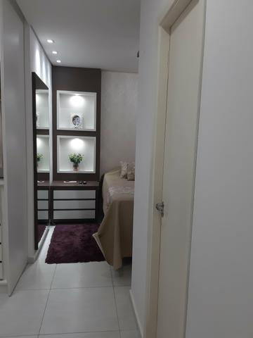 Venda- Apartamento 94 m2 com planejados no Golden Green- Cuiabá-MT - Foto 4