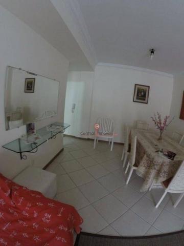 Apartamento com 3 dormitórios para alugar, 131 m² por R$ 500,00/dia - Centro - Balneário C