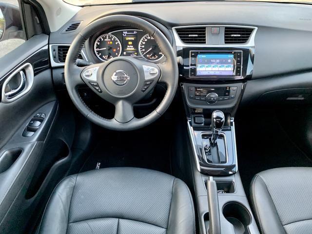 Nissan Sentra 2.0 Sl 16V. FlexStart 4P. Automático.2018/2019 - Foto 6