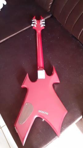 Guitarra Bc Rich worlok - Foto 6