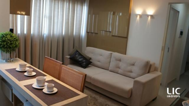 Apartamento 2 Qts com suite, Porcelanato, Jardim Atlântico/Vila Rosa - Foto 3