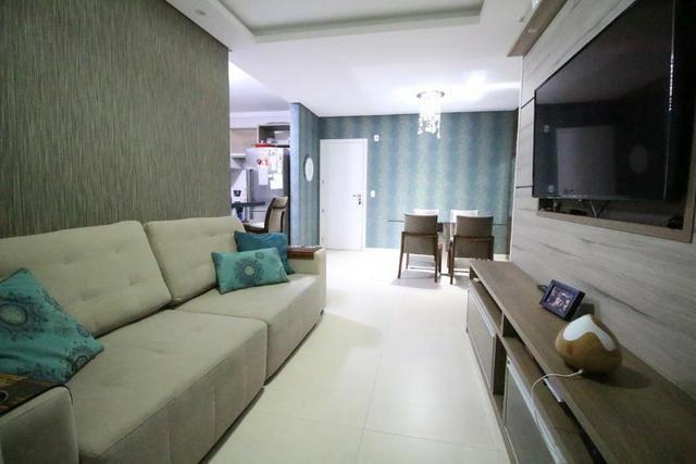 Oportunidade!! Apartamento 2 dormitórios(1 suíte) mobiliado no Kobrasol!! - Foto 3