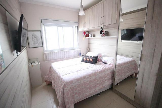 Oportunidade!! Apartamento 2 dormitórios(1 suíte) mobiliado no Kobrasol!! - Foto 12