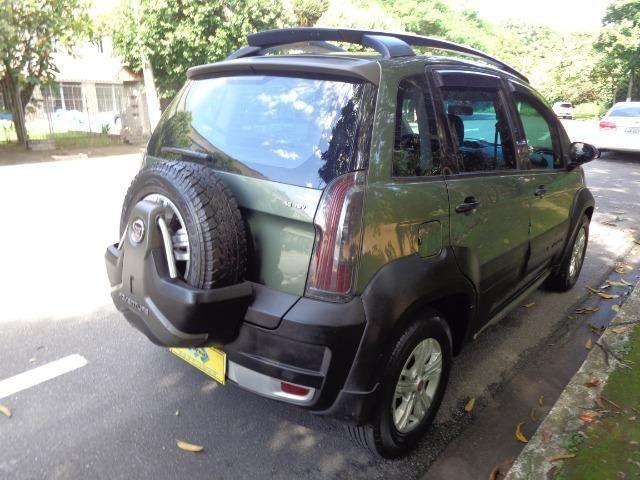 Fiat Idea Adventure 1.8 Completo + GNV !! - Foto 7