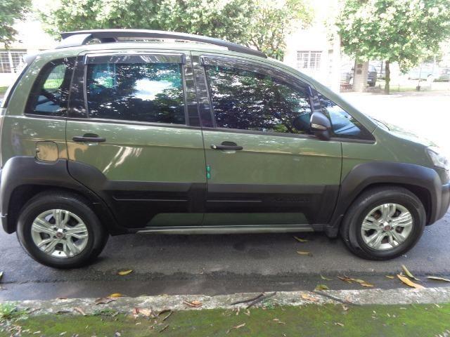 Fiat Idea Adventure 1.8 Completo + GNV !! - Foto 2