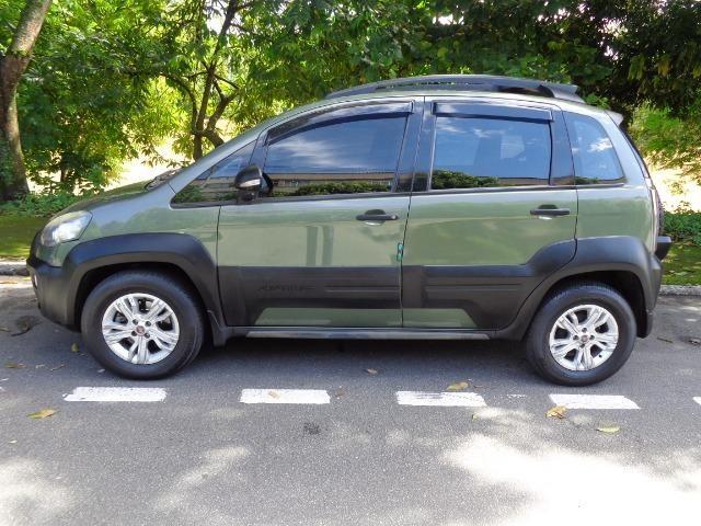 Fiat Idea Adventure 1.8 Completo + GNV !! - Foto 5