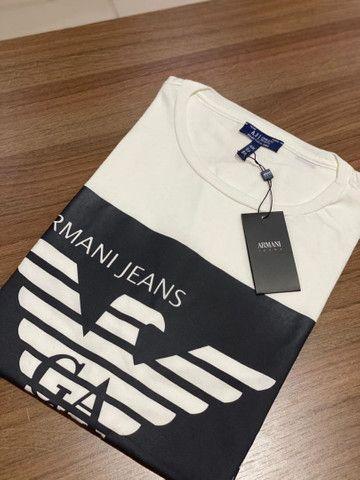 T-shirts Armani e Hilfiger  - Foto 2