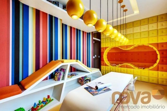 Apartamento à venda com 4 dormitórios em Setor marista, Goiânia cod:NOV235819 - Foto 15