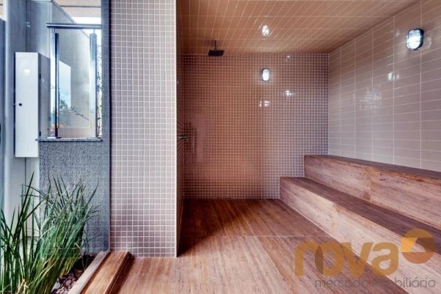Apartamento à venda com 4 dormitórios em Setor marista, Goiânia cod:NOV235819 - Foto 12