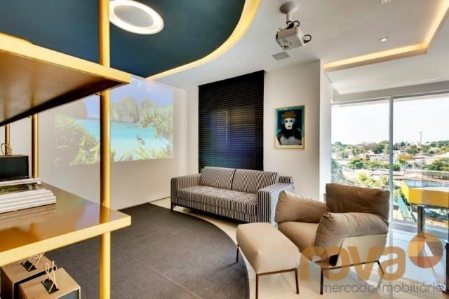 Apartamento à venda com 4 dormitórios em Setor marista, Goiânia cod:NOV235819 - Foto 8
