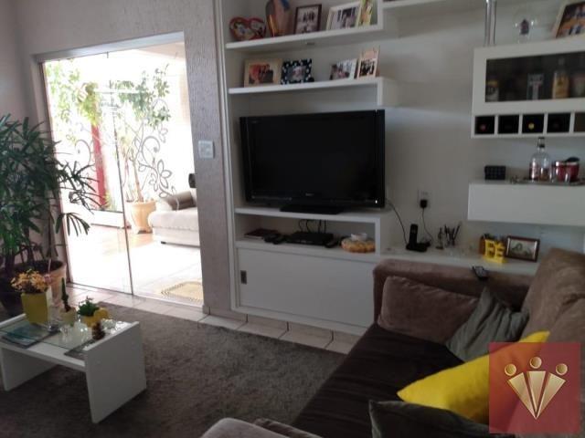 Casa com 3 dormitórios à venda por R$ 742.000 - Vila José De Paula - Mogi Guaçu/SP - Foto 19