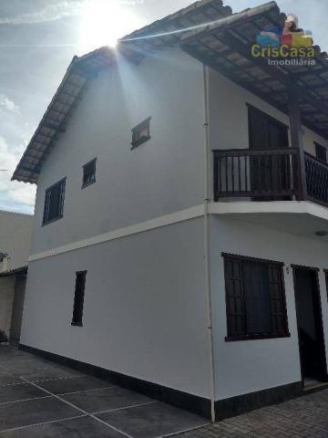 Casa com 2 dormitórios à venda, 80 m² por R$ 240.000,00 - Extensão do Bosque - Rio das Ost - Foto 2