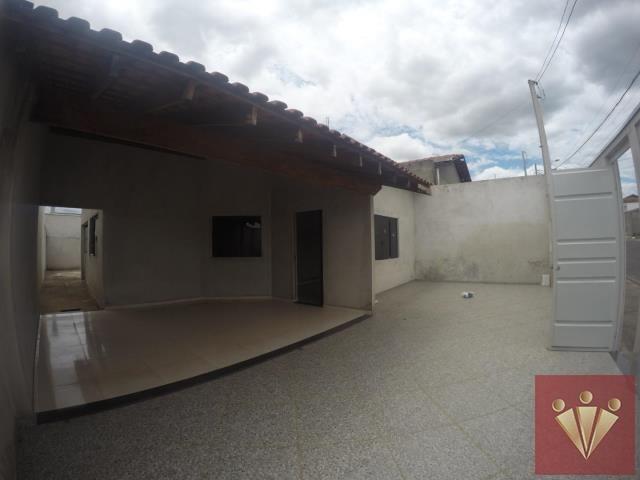 Casa com 3 dormitórios à venda por R$ 270.000 - Jardim Santa Cruz - Mogi Guaçu/SP