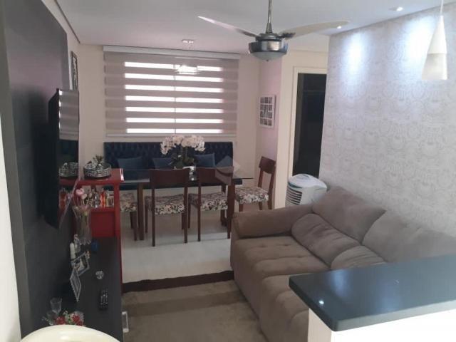 Apartamento à venda com 2 dormitórios em Tiradentes, Campo grande cod:BR2AP12129 - Foto 7