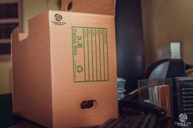 Promoção!! Pacote 25 und. Caixa Arquivo Morto Gigante