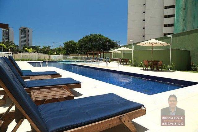 Apartamento com 3 dormitórios à venda, 82 m² por R$ 550.000,00 - Guararapes - Fortaleza/CE - Foto 5