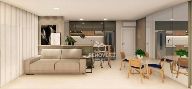 Apartamento com 2 dormitórios à venda, 64 m² - Centro - Foz do Iguaçu/PR - Foto 13