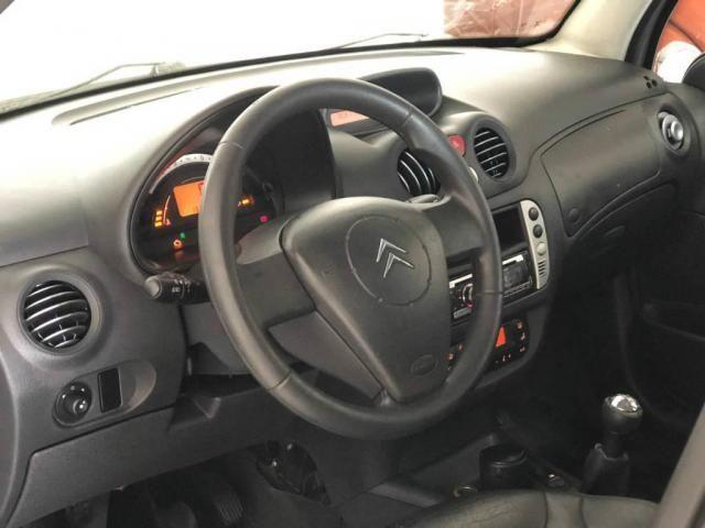 Citroën C3 1.4 EXCLUSIVE 8V FLEX MANUAL  - Foto 8