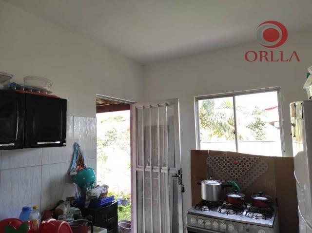 Orlla Imóveis - ?? Terreno com 2 casas em Itaipuaçu! - Foto 3