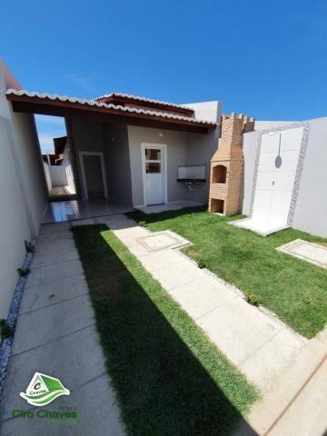 Casa com 2 dormitórios à venda, 81 m² por R$ 140.000,00 - Jabuti - Itaitinga/CE - Foto 8