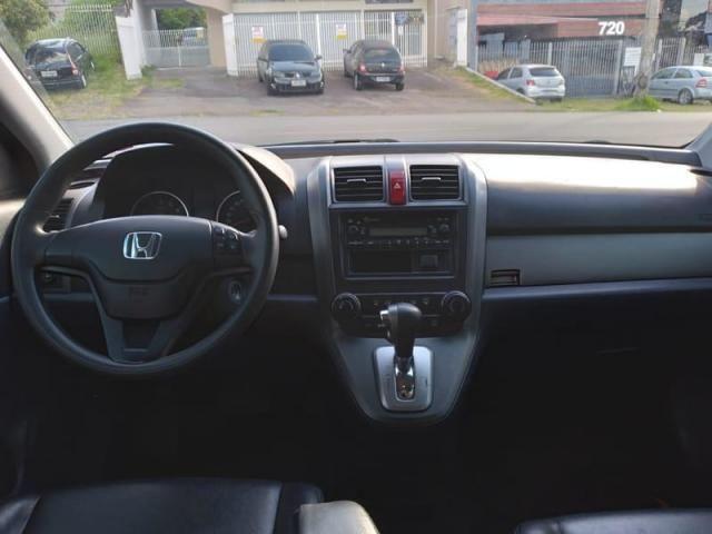 HONDA CRV LX 2.0 2010 *Impecável* Placa A - Foto 13