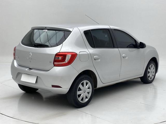 Renault SANDERO SANDERO Expression Hi-Power 1.6 8V 5p - Foto 5