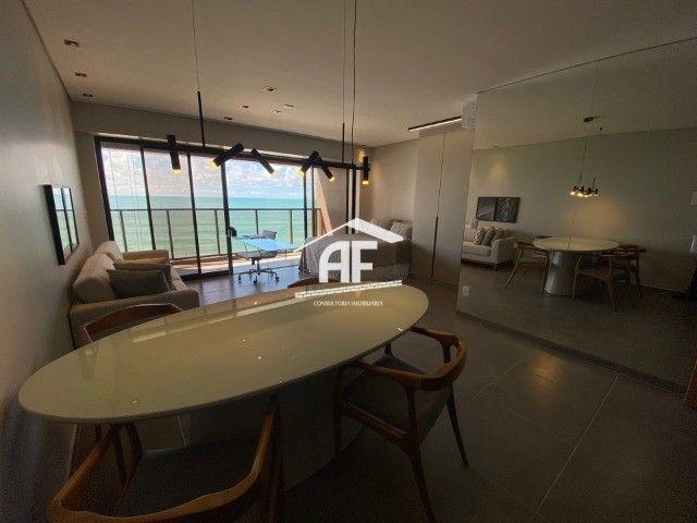 Apartamento Studio, Varanda e Vista para o Mar - Ótima forma de pagamento - Foto 7