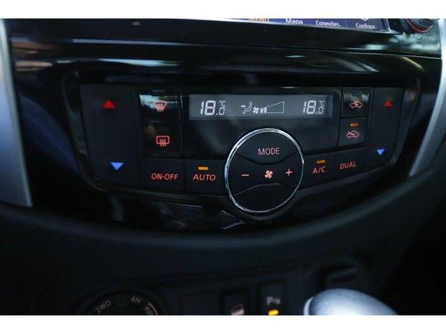 Nissan Frontier XE 2.3 4X4 BI-TURBO DIESEL AUT. - Foto 17
